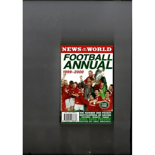 1999/00 News of the World Football Annual