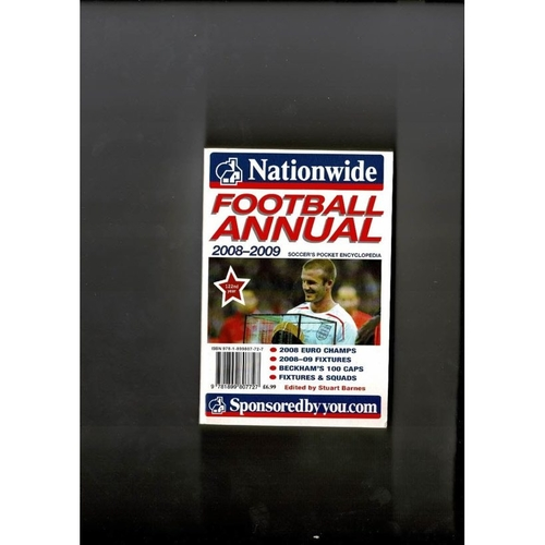2008/09 Nationwide Football Annual