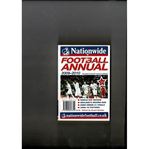 2009/10 Nationwide Football Annual