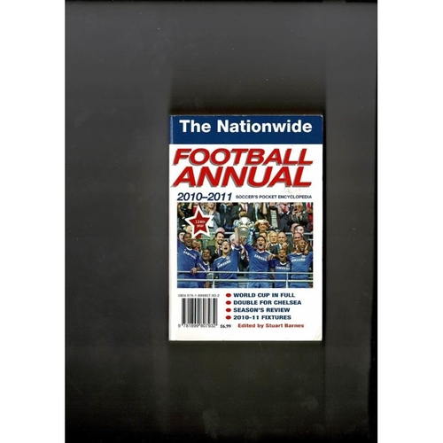 2010/11 Nationwide Football Annual