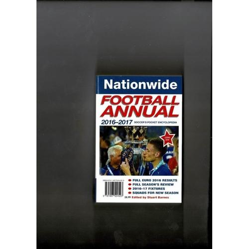 2016/17 Nationwide Football Annual