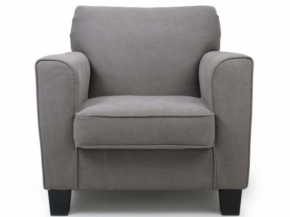 ARM CHAIR IN GREY NEVADA