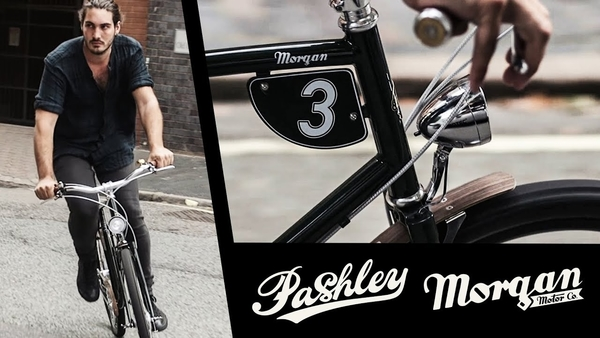 Pashley-Morgan Bicycles now on sale