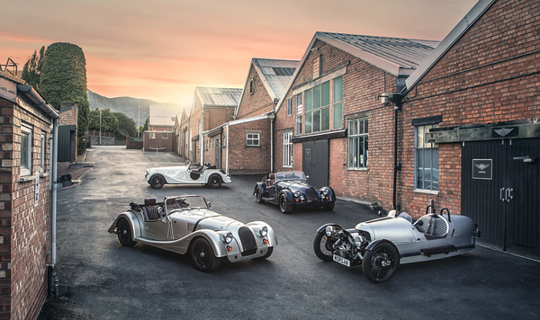 Introducing the Morgan 110 Anniversary Editions