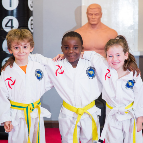 Martial Arts for 6-8 years olds