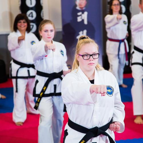 Martial Arts and Taekwondo empowering females