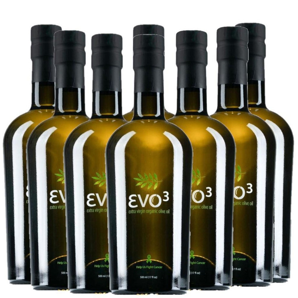 Box of 9 Evo3 Bottles
