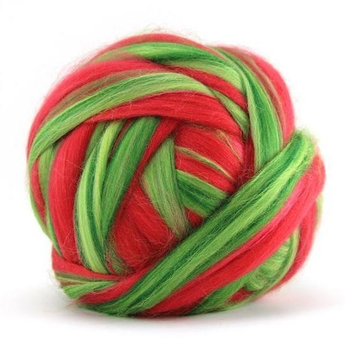 Watermelon Merino and Mulberry Silk Blend 100g