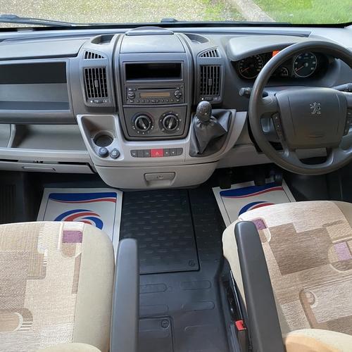 2007 (57)reg Peugeot Boxer 2.2HDi SWB Camper Van 2 Berth