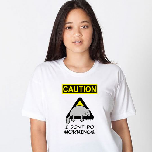 'Caution' T-Shirt