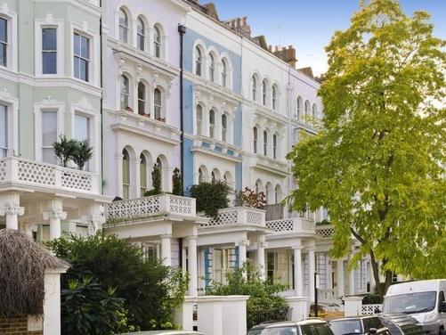 Dawson Place, Notting Hill