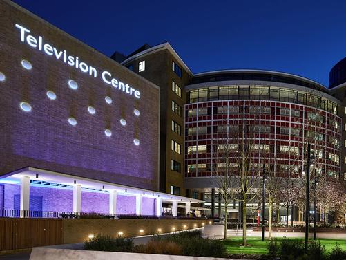 BBC Television Centre, White City