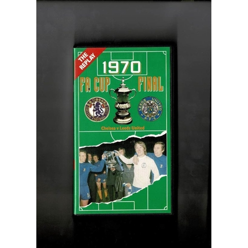 Chelsea v Leeds United 1970 FA Cup Final Replay Video