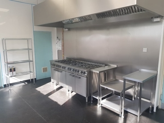 Tamworth Lodge Rooms- Replacement Kitchen