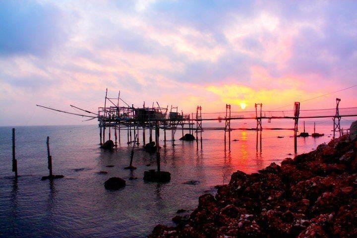 Adriatic Trabocchi Coastline