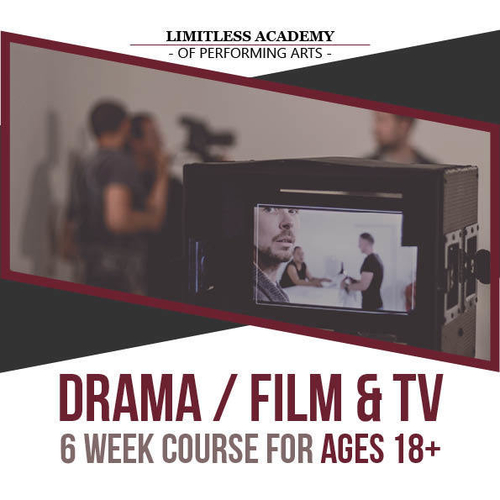 2021 Adult Courses: Drama/TV & Film - Click here