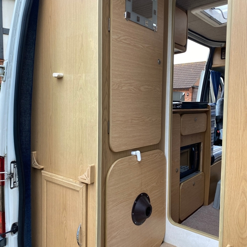 Timberland Starlight Camper Van 2 Berth 2000(W) reg Fiat Ducato 2.8D Big Spec