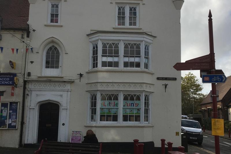 Sheaf Street, Daventry