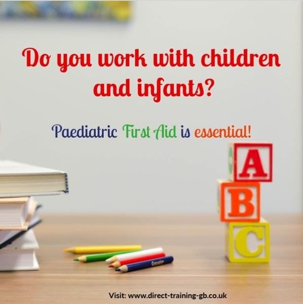Do you work with Children or infants? You need this!