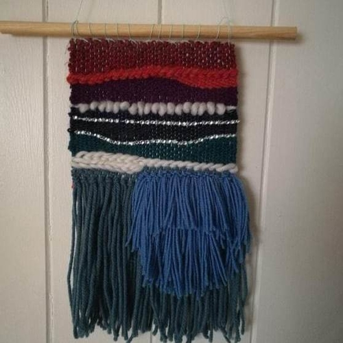 Woven Wall Hanging Tuesday 28th April WOTTON