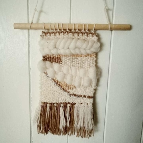 Woven Wall Hanging Saturday 30th May THORNBURY