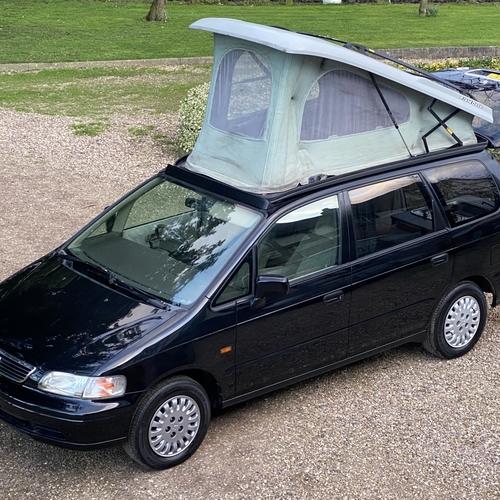 Honda Odyssey FieldDeck WellHouse Camper Van 3 Berth 2.2 Petrol Automatic RARE