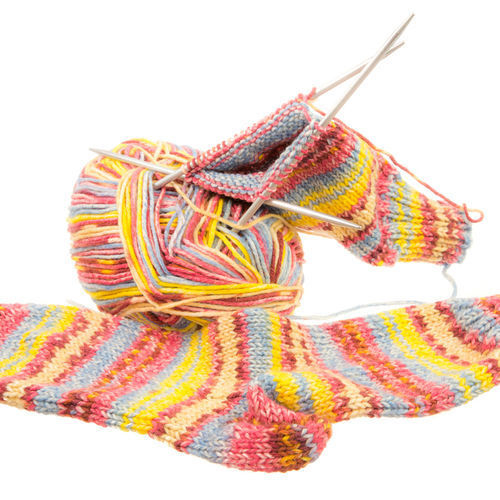 Learn to knit Socks Tuesday 31st March WOTTON