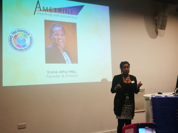 Liverpool Commonwealth Association Women's Forum Inaugral Conference