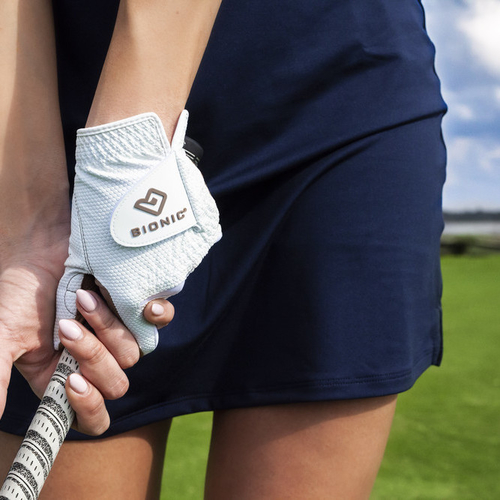 "LADIES BIONIC ""RELAXGRIP"" GOLF GLOVES"