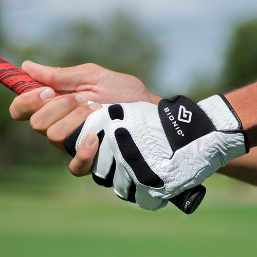 "LADIES BIONIC ""STABLEGRIP"" GOLF GLOVES"