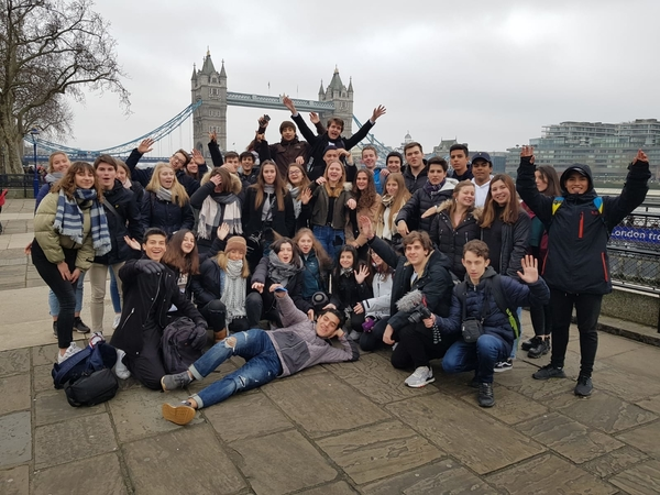 Study Abroad in London experience