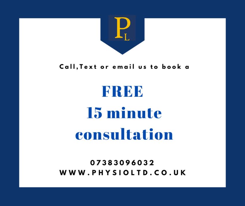 15 Minute Free Consultation
