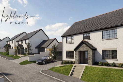 New housing development enhances Penarth's community