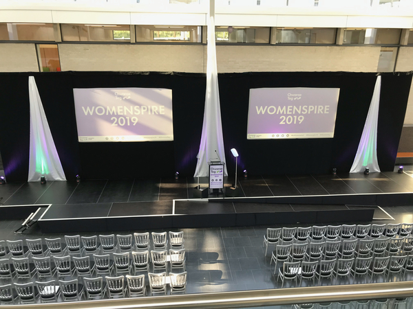 Womenspire Awards Event - National Museum of Wales, St Fagans