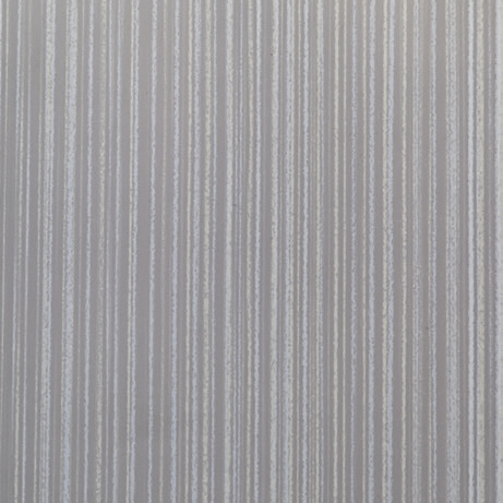 Brushed Silver Wall Panel