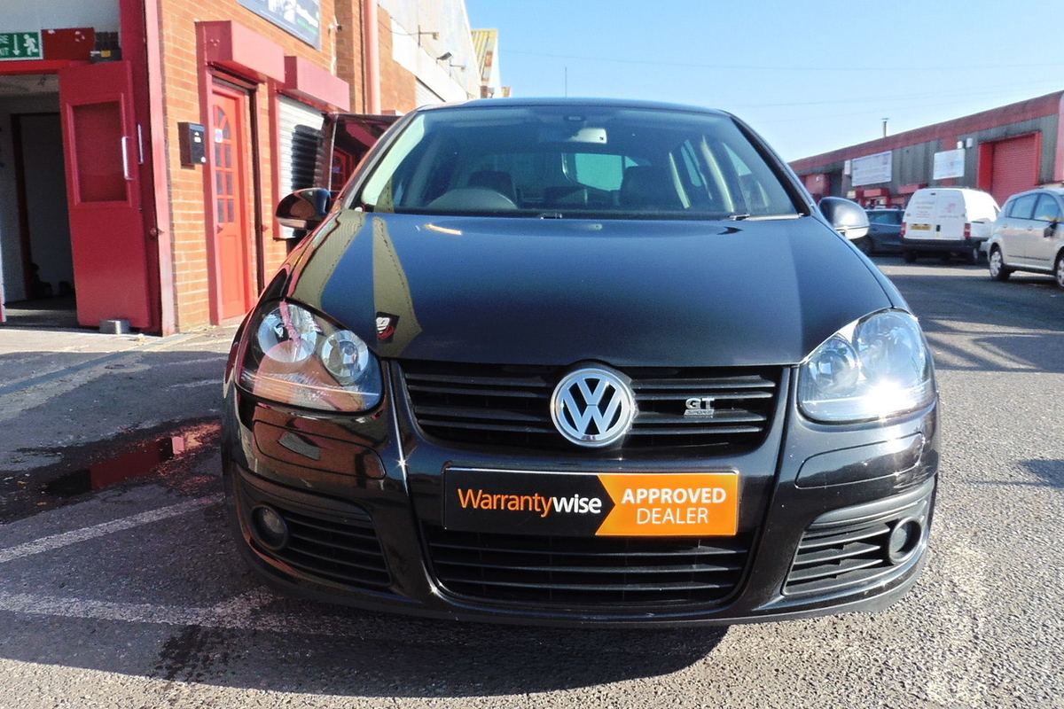 Volkswagen Golf 1.4 TSI GT Sport 5dr - Full Service History - Full Leather