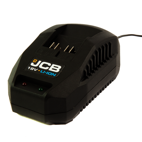 2.4A Fast Charger - JCB Tools - JCB-18VFC