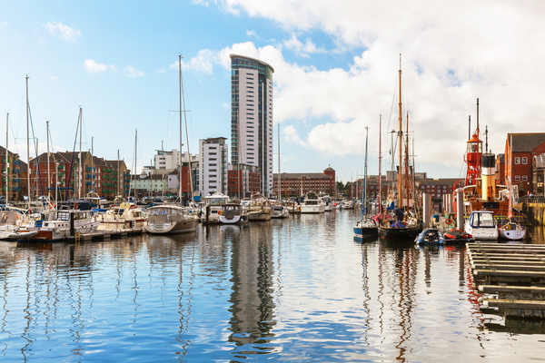 New Apartments for Summer 2020, at Meridian Quay