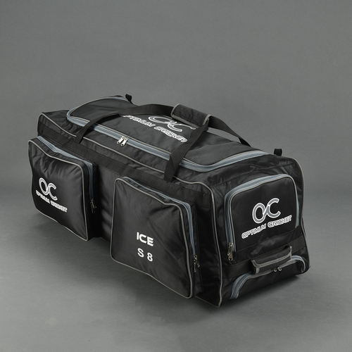 2020 S8 Black Wheelie Bag