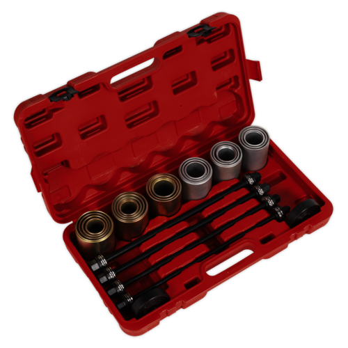Bearing & Bush Removal/Installation Kit 26pc - Sealey - VS7023A