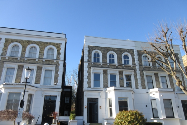 Recent Structural Survey carried out in Kensington, London by Tayross Associates Chartered Surveyors