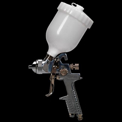 Spray Gun Gravity Feed 1.8mm Set-Up - Sealey - S642G