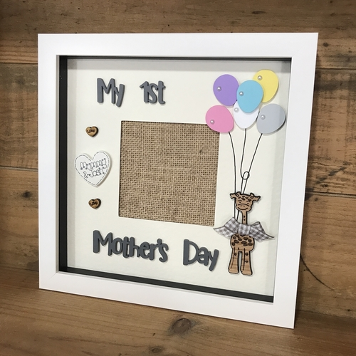 """"""" My First Mother's Day """" photo frame"""