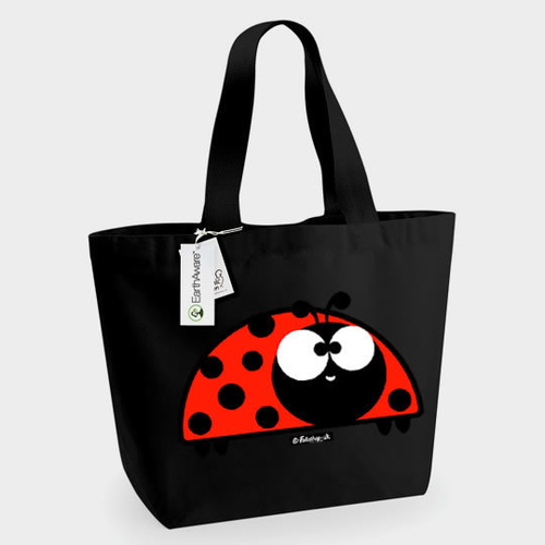 'New Ladybird' Mini Tote