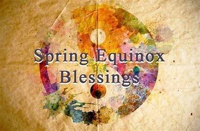 Spring Equinox Crystals For Balance..