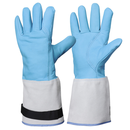 Cryogenic Leather Gloves