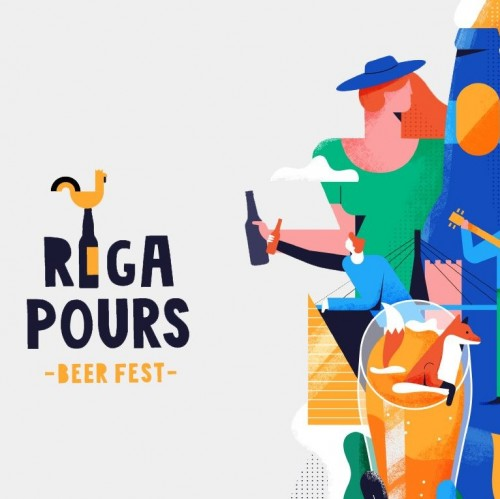 Riga Pours Beer Fest