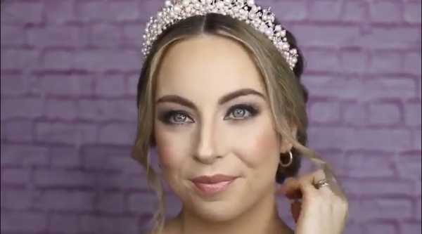 Our First Ever Bridal Tutorial!