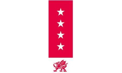 All our Apartments are Visit Wales 4 Star accredited