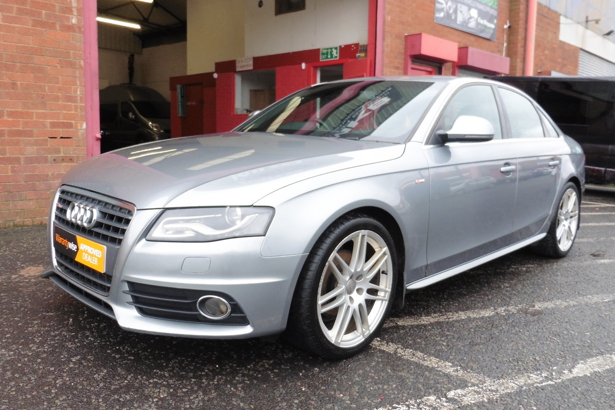 Audi A4 2.0 TDI S-line 4dr - Only 2 Owners From New
